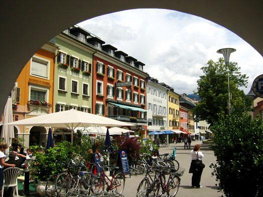 Enkelt Øvre Østerrike Linz
