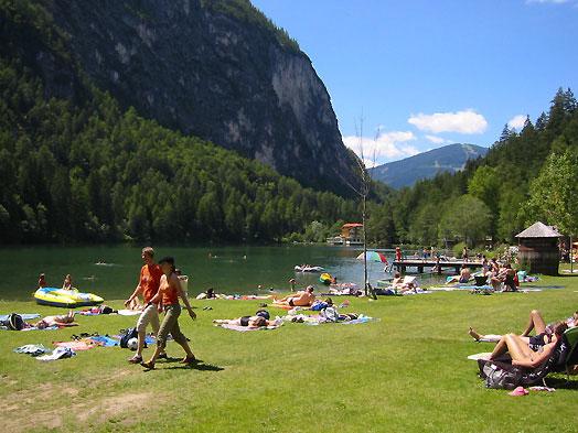 Campings Vorarlberg